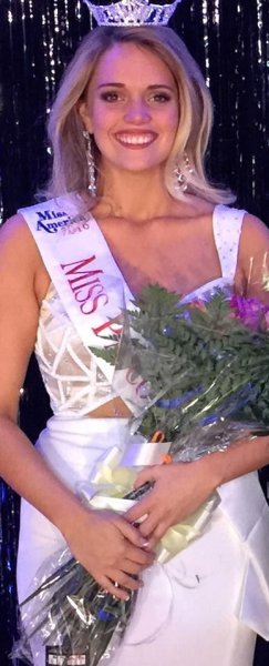 Olivia Butler, Miss Pasco County 2016