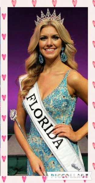 Ms Florida United States 2016 Katy Hill