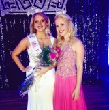 Two Miss Pasco Queens